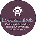 Loadzalabels.com Logo