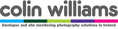 Colin Williams Photography Logo