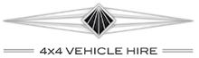 4x4 vehicle hireLogo