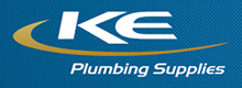 KE Plumbing Supplies Logo