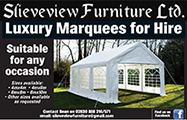 Visit Slieveview Marquees website