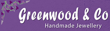 Greenwood & Co Handmade JewelleryLogo