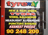 Visit Tyreway website