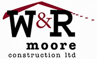 W & R Moore Construction Ltd Logo