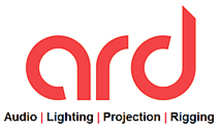 ARD Sound & Lighting Logo