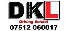 DKL Driving School Logo