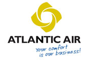 Atlantic Air Ventilation & Air Tightness Logo