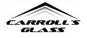 Carrolls Glass & Timber Logo