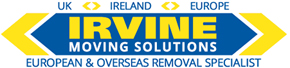 Irvine Moving SolutionsLogo