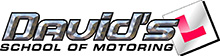 Davids School Of MotoringLogo