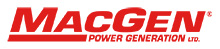 MacGen Power Generation Logo