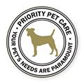 Visit Priority Pet Care NI website