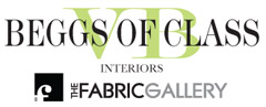 Beggs Of Class @ The Fabric Gallery Logo