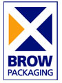 Brow PackagingLogo
