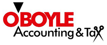 OBoyle Accounting & Taxation Bangor Logo