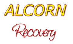 Alcorn Accident Recovery Logo