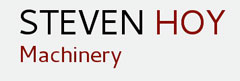 Steven Hoy Farm MachineryLogo