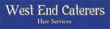 West End Caterers Hire ServicesLogo