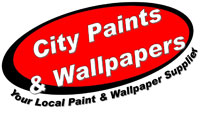 City Paints & Wallpapers Logo