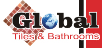 Global Tiles & Bathrooms Logo