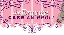 The Encore Cake An RrollLogo