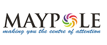 Maypole Construction Logo