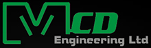 MCD Engineering Ltd Logo