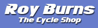 Roy Burns The Cycle Shop Banbridge Logo
