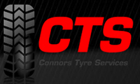 Visit Connors Tyres website