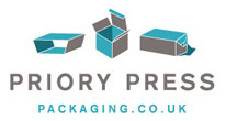 Priory Press PackagingLogo
