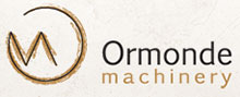 Ormonde Machinery (NI)Logo