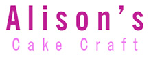 Alisons Cake Craft Logo