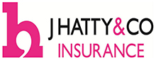 J Hatty & Co, Portadown Company Logo