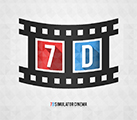 7D Simulator CinemaLogo
