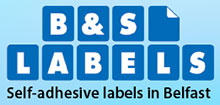 B&S Labels Logo