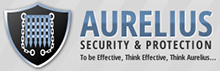 Aurelius Security & Protection Logo