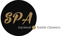 Spa Dry Cleaners Logo