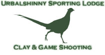 Urbalshinny Sporting Lodge Logo