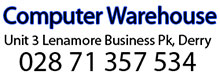 Computer Warehouse Ltd com Logo