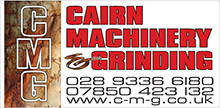 Cairn Machinery GrindingLogo