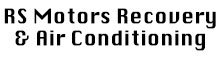 RS Motors Recovery & Air ConditioningLogo