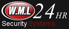 W.M.L Security Systems Logo