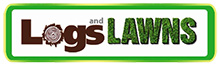 Logs and LawnsLogo