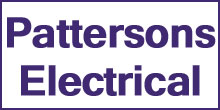 Pattersons ElectricalLogo