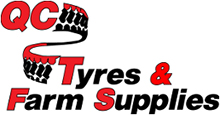 QC Tyres & Farm Supplies Logo