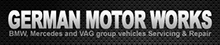 German Motor Works Logo