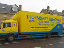 Thornberry Removals Image