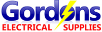 Gordons Electrical Supplies Logo