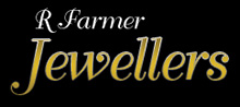 R Farmer Jewellery Repairs Logo