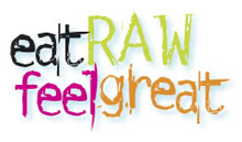 Eat Raw Feel GreatLogo